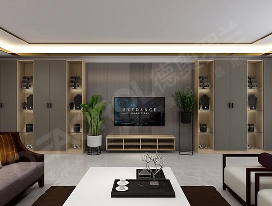 全铝电视柜D6-014