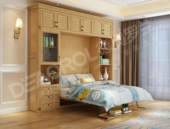 全铝卧室床