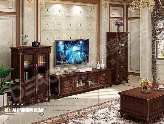 全铝电视柜价格