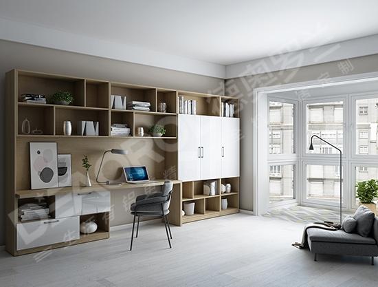 全铝书柜D6-030