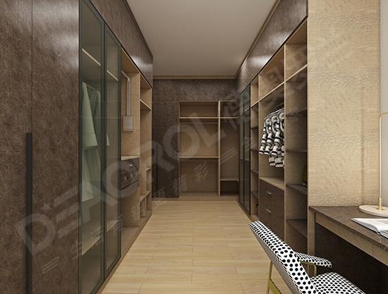 全铝衣柜D6-002