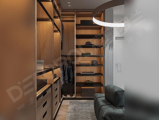 定制全铝衣柜