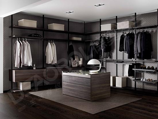全铝衣柜D6-008